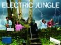 Electric Jungle Postcard