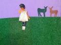 Sarah Kolker Little Bo Peep and the Deer