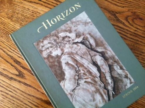 Horizon - A Magazine of the Arts (Vol 6, No. 2)