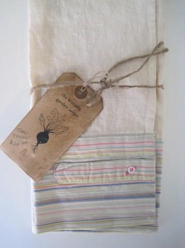 heidi tea towel