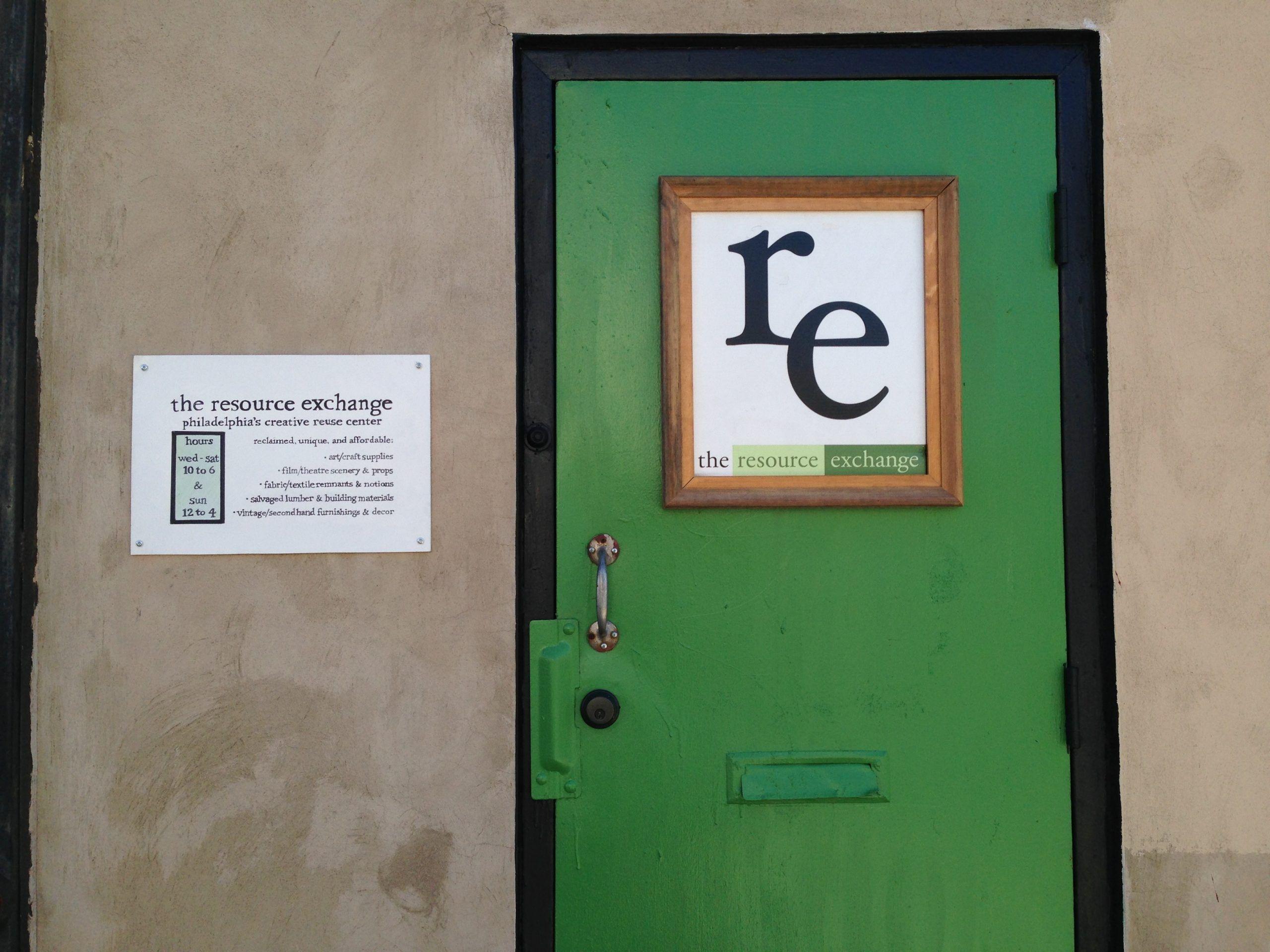 rePainted Door