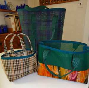 reMade Poly Mesh Bags