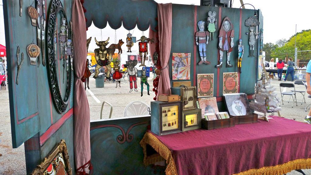 Le Puppet Regime and Creative Reuse