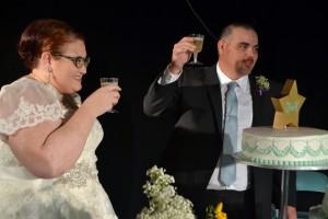 Heilman-Slavin Super-Recycled Wedding!