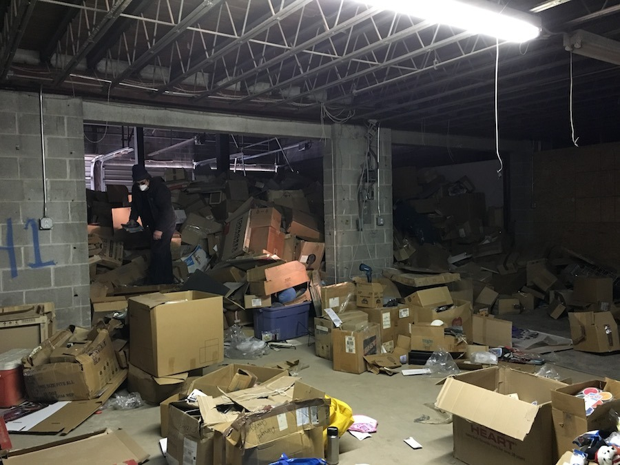 Local Warehouse Clean-out and Huge Art Supply Donation!