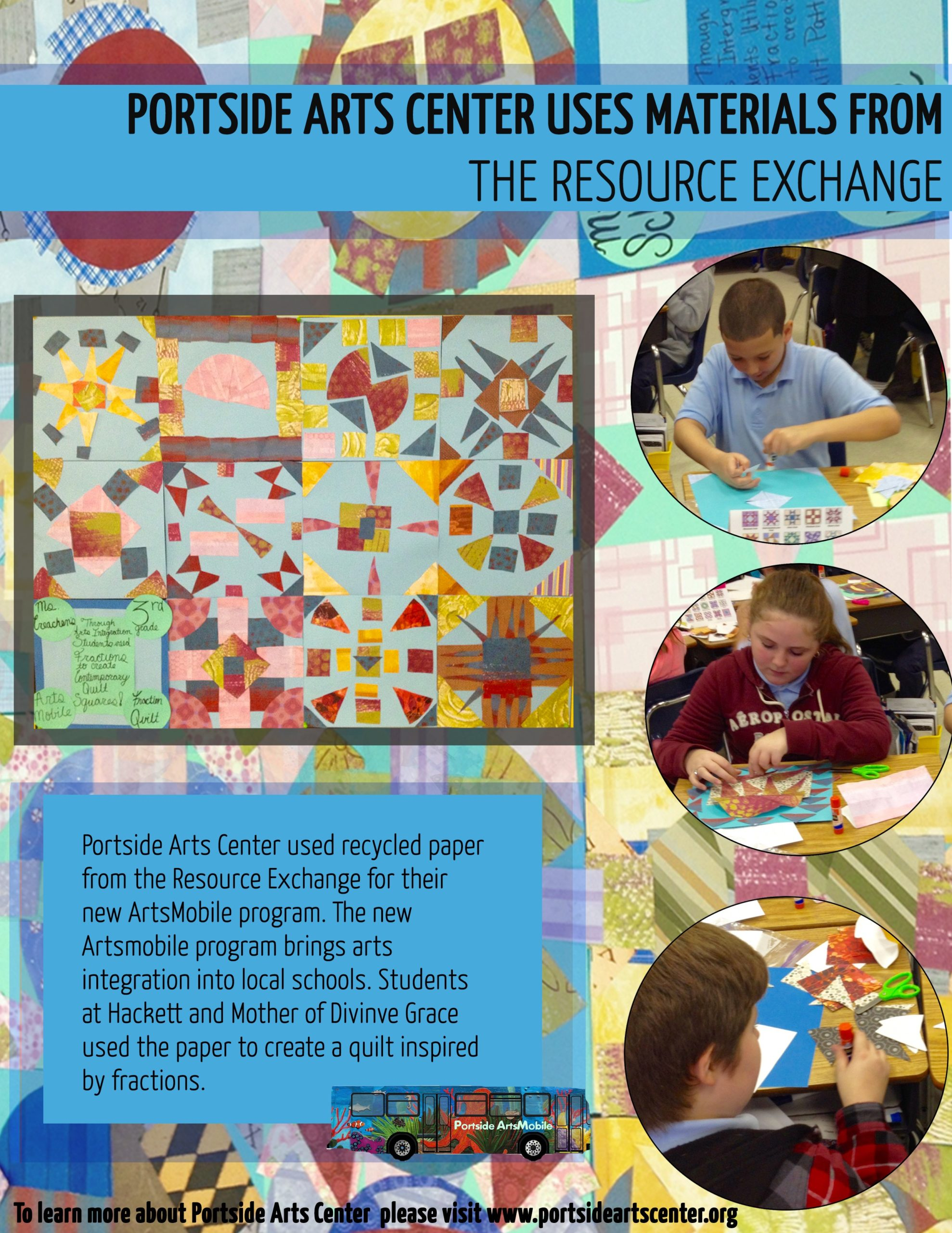 Portside Arts Center + The Resource Exchange