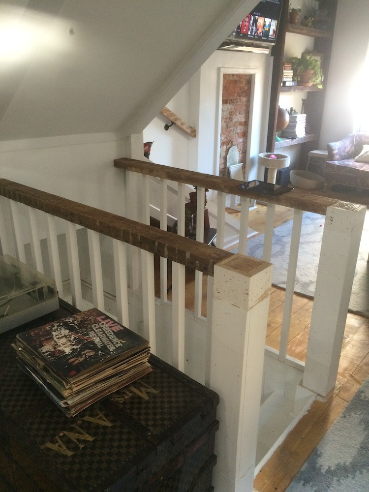 Making the Old New Again: Creative reUse with 100 year old Lumber!
