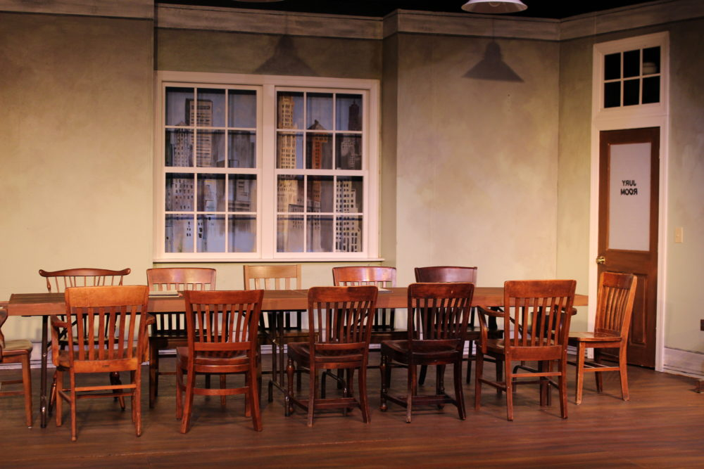 the re + Kent County Theatre Guild