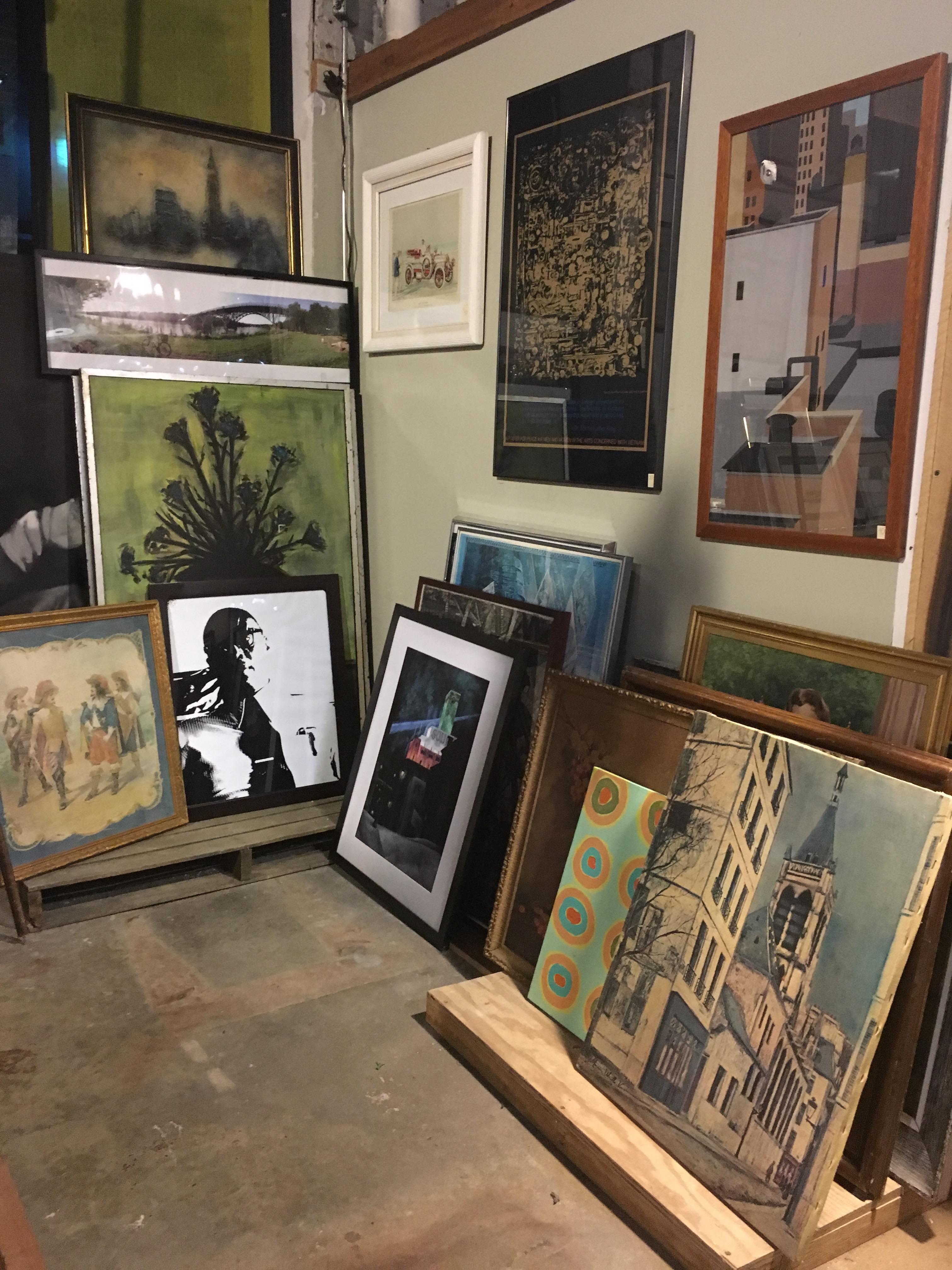 SPLIT framed art and prints copy