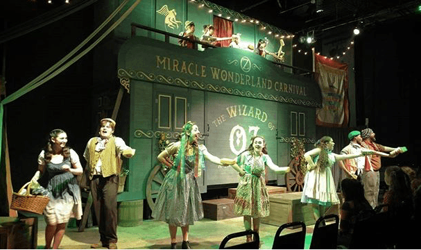 "Reuse in ""Wizard of Oz"" Makes Emerald City Truly Green!"