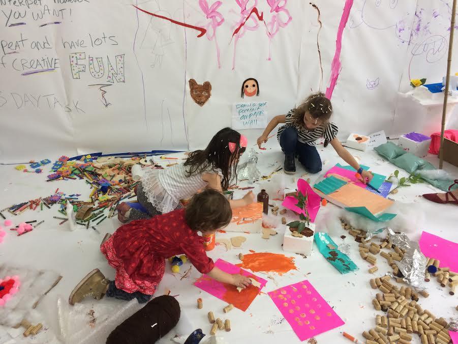 International Sculpture Center's Task Party!