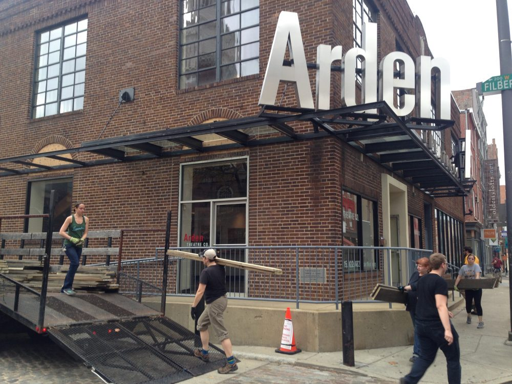The Resource Exchange + The Arden Theatre Company: Celebrating Years of Saving Sets!