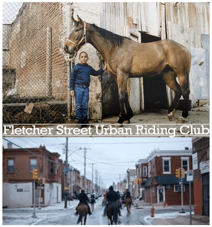 Fletcher Street Urban Riding Club