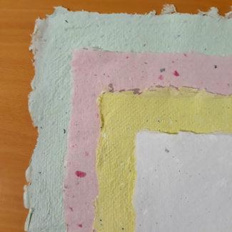 12-pack Handmade Paper