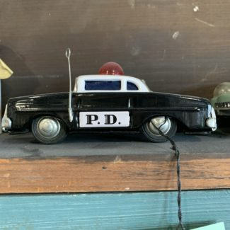 Police Car MF 900 Tin Toy