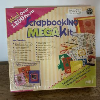 Scrapbooking MegaKit
