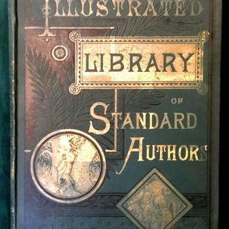 """Illustrated Library of Standard Authors Vol II"""