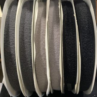 1″ Velcro Roll Loop Side Only